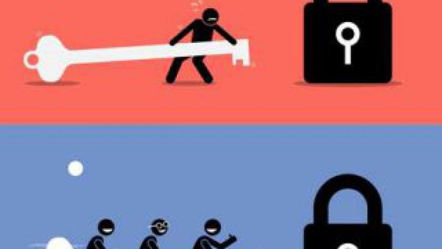 Online Coaching het-ihc alleen versus zelf doen