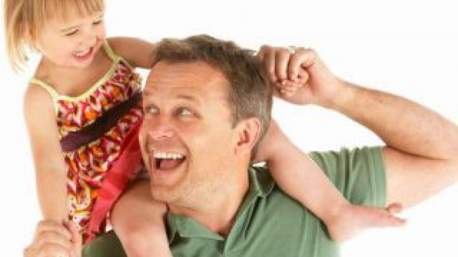Hoe een goede vader te zijn(loek knippels)
