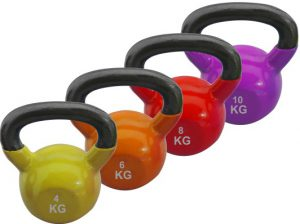 stressreductie kettlebell