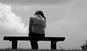 Eenzaamheid loek knippels