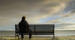 eenzaam maar niet alleen