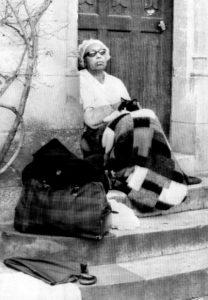 inspireren en Josephine Baker artikel