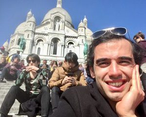 Parijs, de Mona Lisa, Eifeltoren….de droom van Mohsen