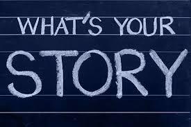 je verhaal vertellen-kwetsbaar durven zijn